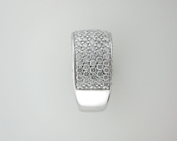 18ct white gold 2.05 carat Diamond Ring