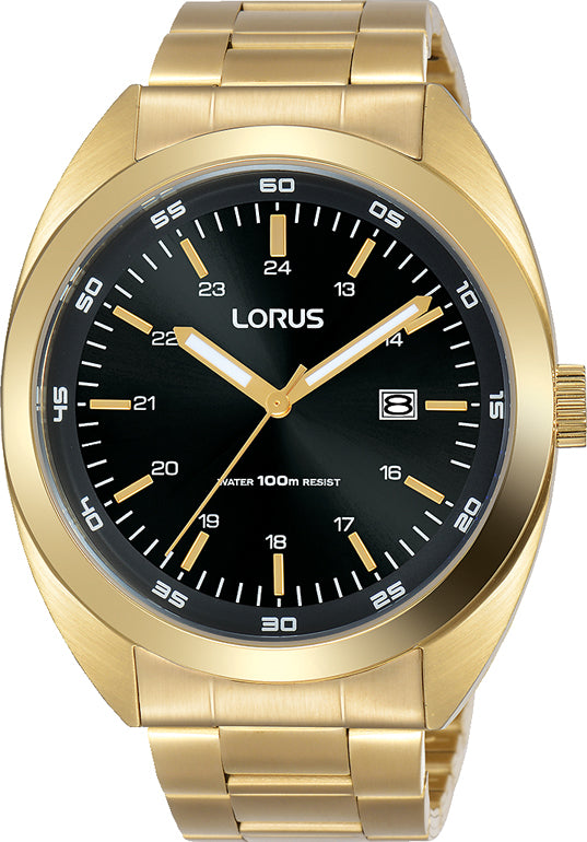 Mens Lorus 100m Dress Watch