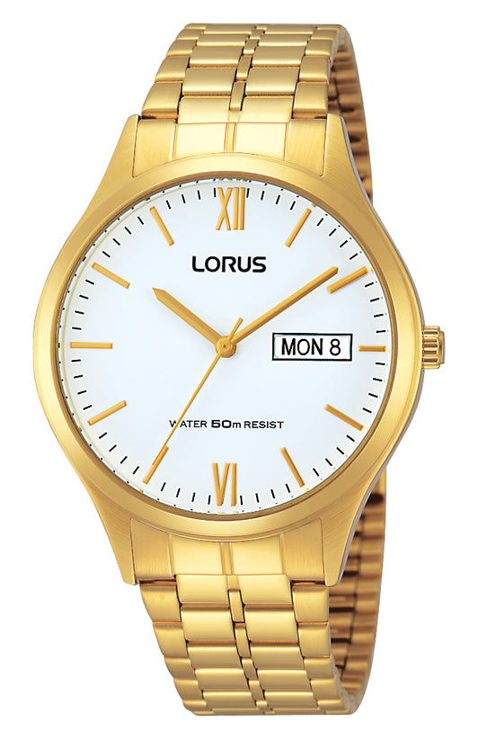 Mens Lorus 50m Dress Watch