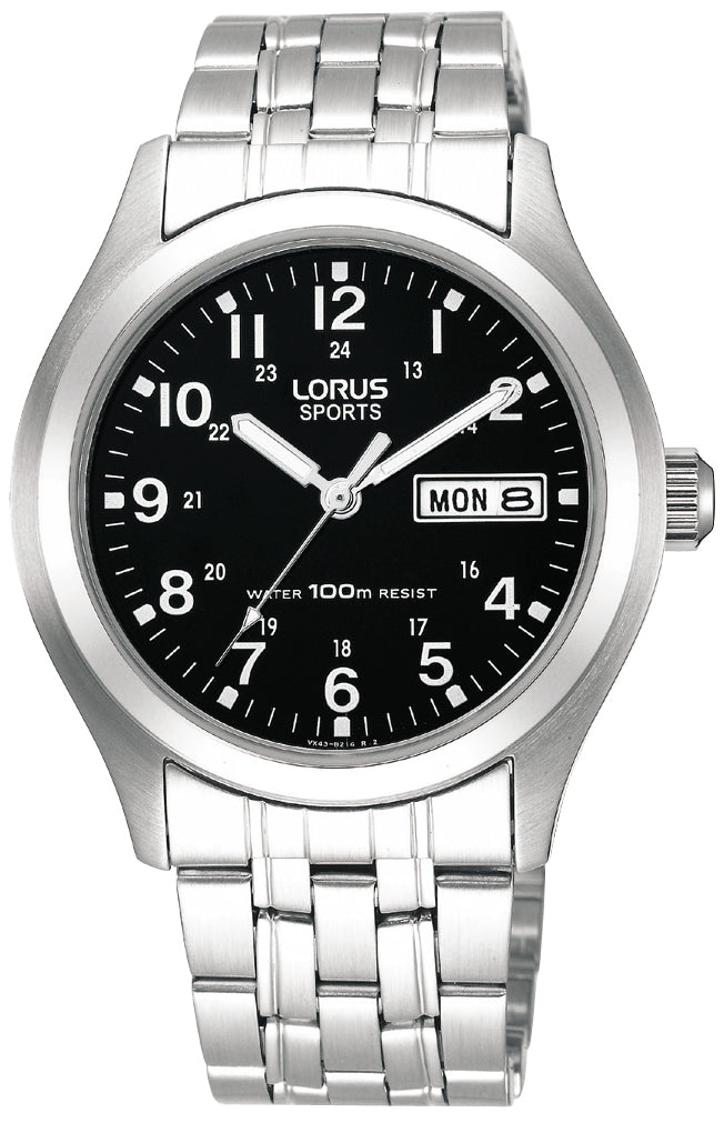 Mens Lorus100m Dress Watch