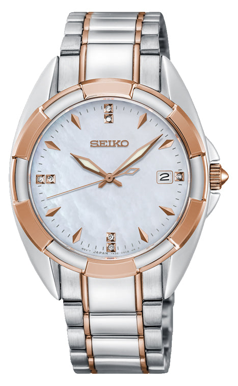 Ladies Seiko 100m Dress Watch