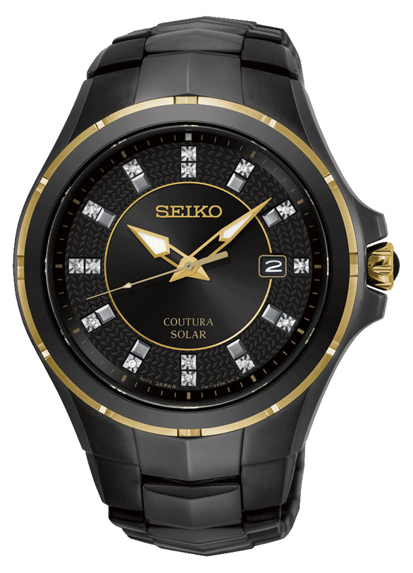 Gents Seiko Coutura Solar Dress Watch