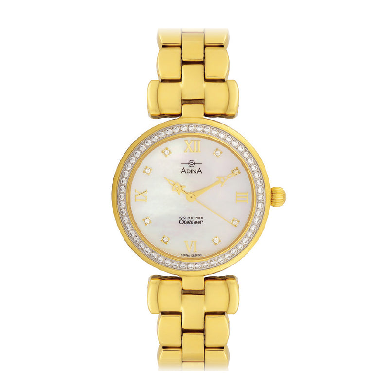 Adina Oceaneer Sports Dress Watch Sw20 G0Xb
