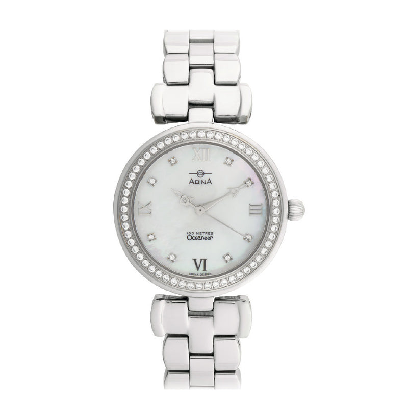 Adina Oceaneer Sports Dress Watch Sw20 S0Xb