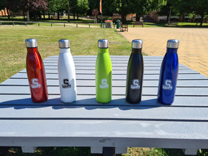 Stainless Steel Reuseable Water Bottle
