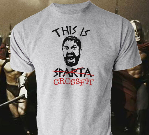 This Is Cross Fit! Workout Shirt