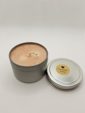 Warm Vanilla  Sugar 3oz Candle