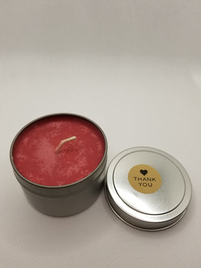 Pomegranate 3oz Candle