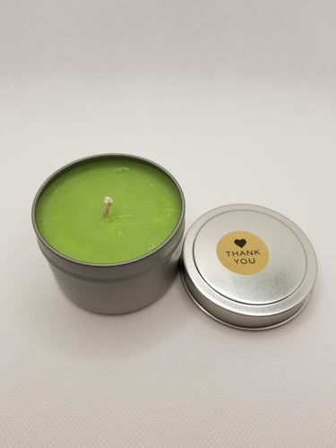 Cucumber Melon 3oz. Candle
