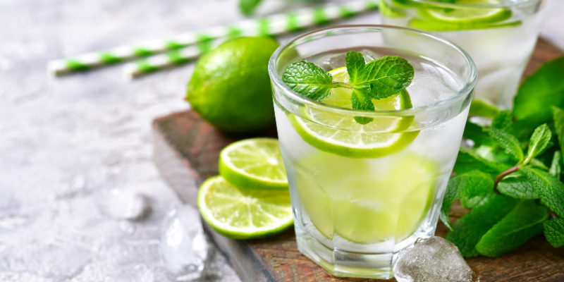 5 Low Calorie Drinks For August
