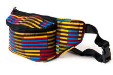 Load image into Gallery viewer, Kitenge Cross Body Pack