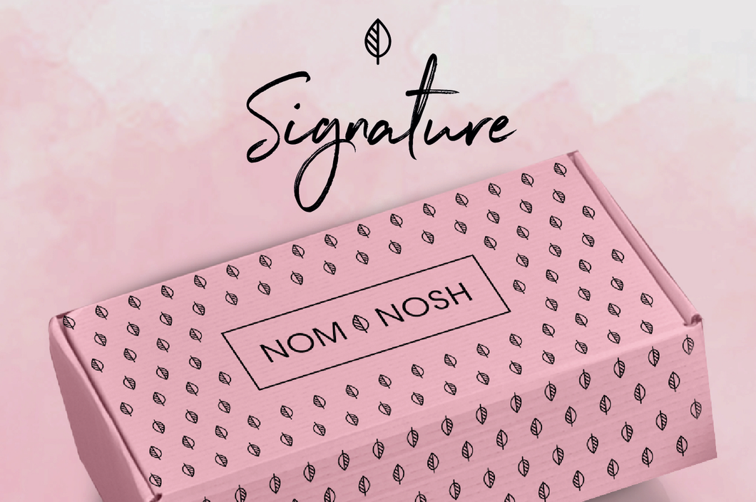 Signature Nosh Box | 12-15 healthy vegan snacks