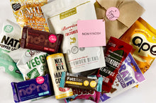 Load image into Gallery viewer, Signature Nosh Box | 12-15 healthy vegan snacks