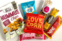 Load image into Gallery viewer, Letterbox Nosh Box | 6-8 healthy vegan snacks