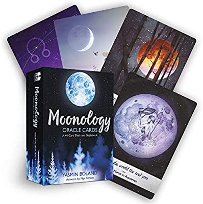 Moonology Oracle Cards Cards