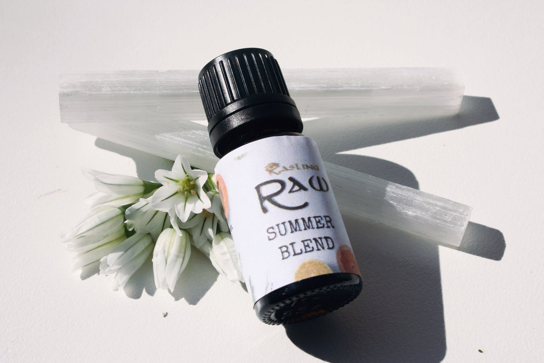Summer Blend Essential Oil Blend 10ml