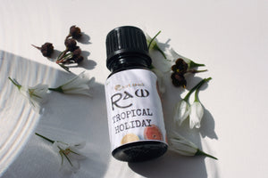Tropical Holiday Essential Oil Blend 10ml