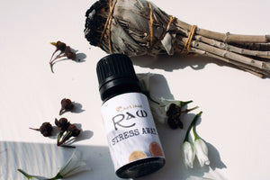 Stress Away Essential Oil Blend 10ml