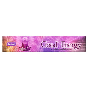 Good Energy Incense