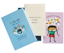 Load image into Gallery viewer, I AM ME affirmation cards for kids