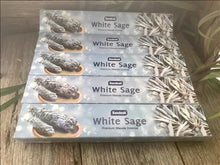Load image into Gallery viewer, White Sage Incense