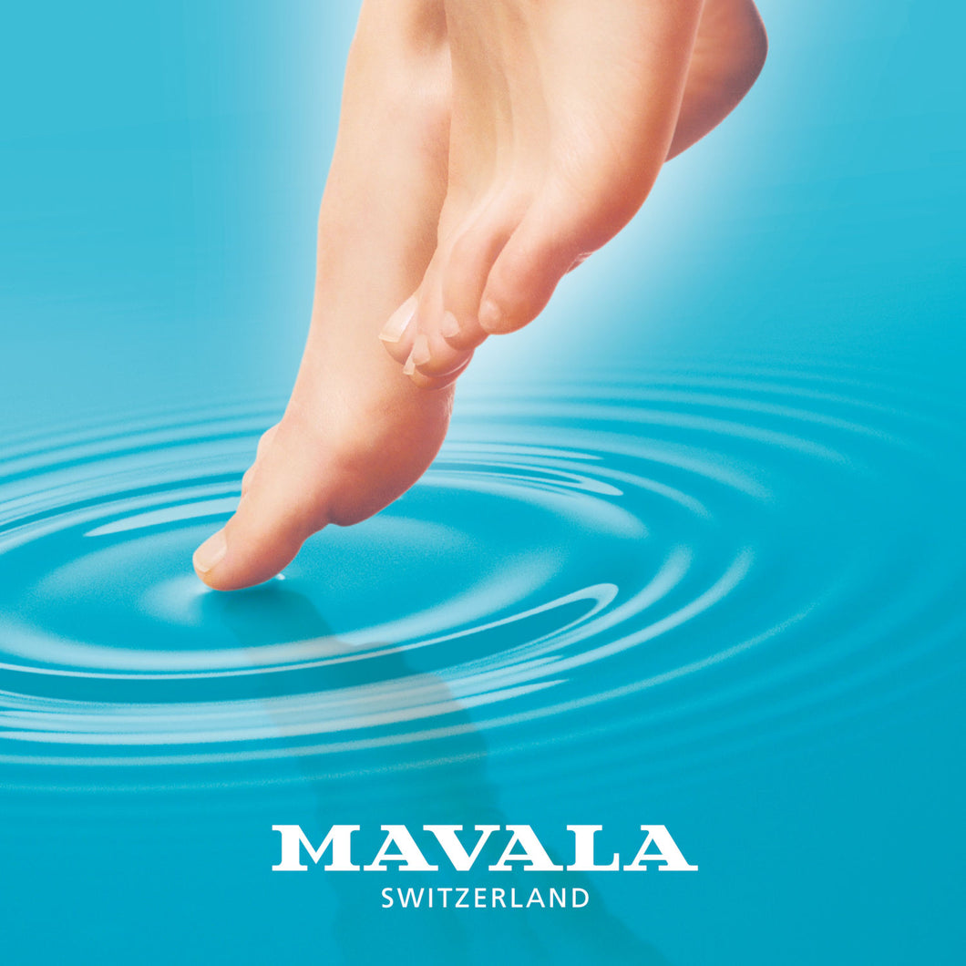 Mavala Luxury Pedicure