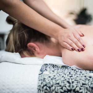 Back, Neck and Shoulder Massage Treatment