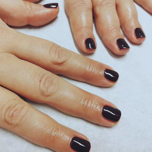 CND Shellac Luxury Manicure