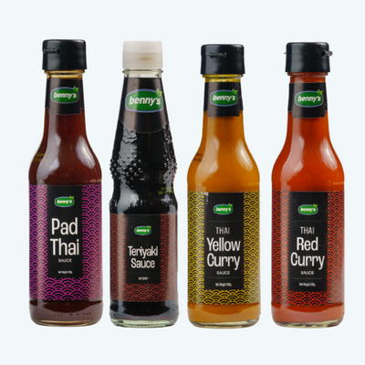 Benny's Asian Sauces