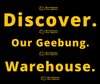 DID YOU KNOW WE HAVE A WAREHOUSE YOU CAN COME TO?