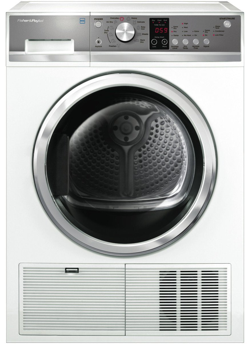 Fisher & Paykel Condenser Dryer 8 KG - Brisbane Home Appliances