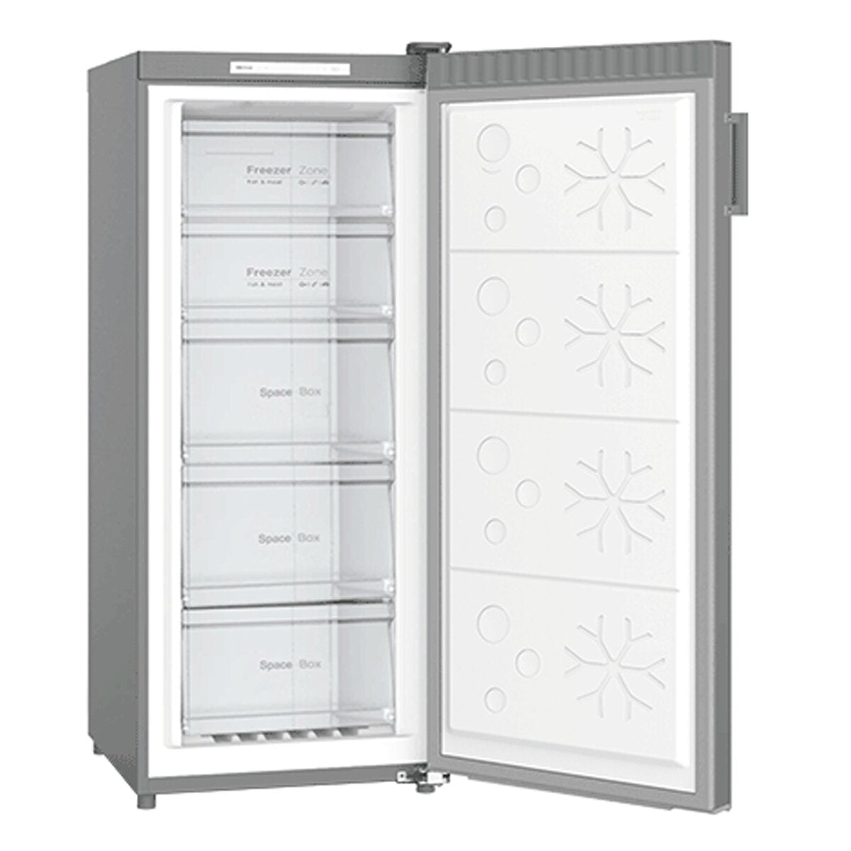 Chiq 190 L Upright Freezer (Brand New) - Brisbane Home Appliances