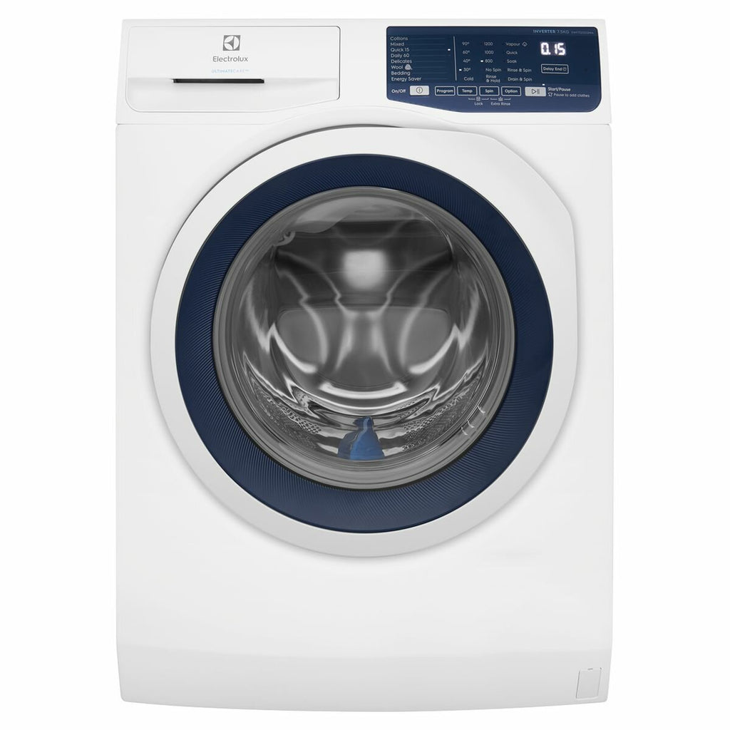 Electrolux 7.5 kg Front Load Washing Machine - Brisbane Home Appliances