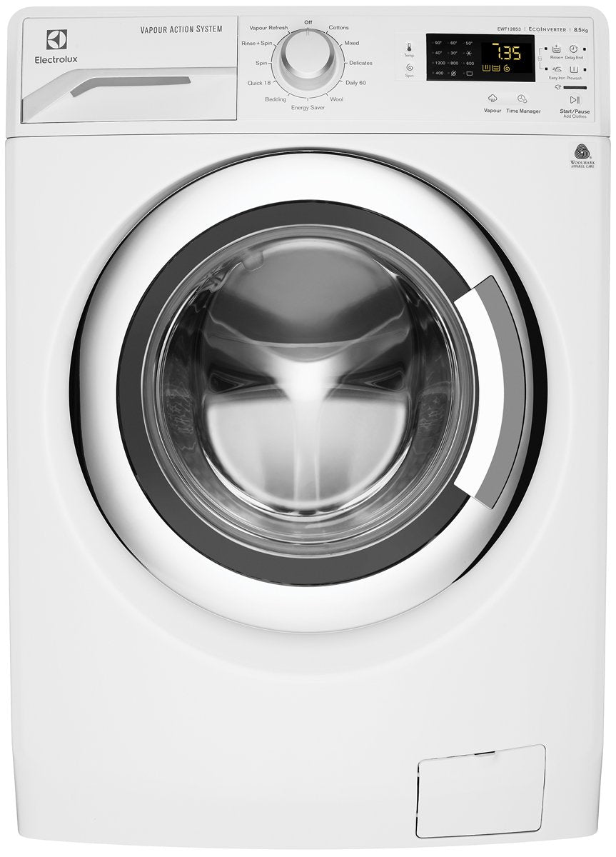 Electrolux 8.5 KG Front Load Washer - Brisbane Home Appliances