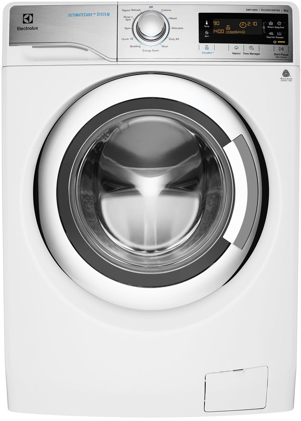 Electrolux Front Load Washer 9 KG - Brisbane Home Appliances