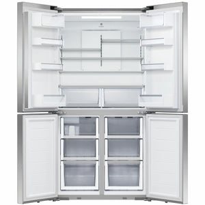 Fisher & Paykel Quad Door Fridge 605 L - Brisbane Home Appliances