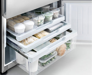 Fisher & Paykel 519L Bottom Mount Fridge - Brisbane Home Appliances