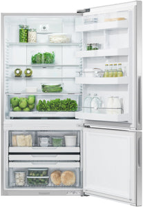 Fisher & Paykel 519 L Bottom Mount Fridge - Brisbane Home Appliances
