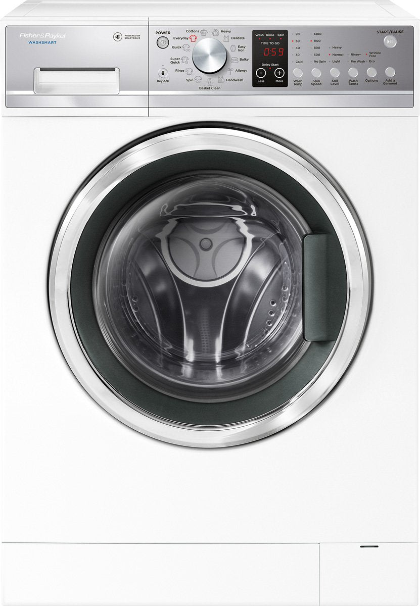 Fisher & Paykel Front Loader Washing Machine 8.5 kg - Brisbane Home Appliances