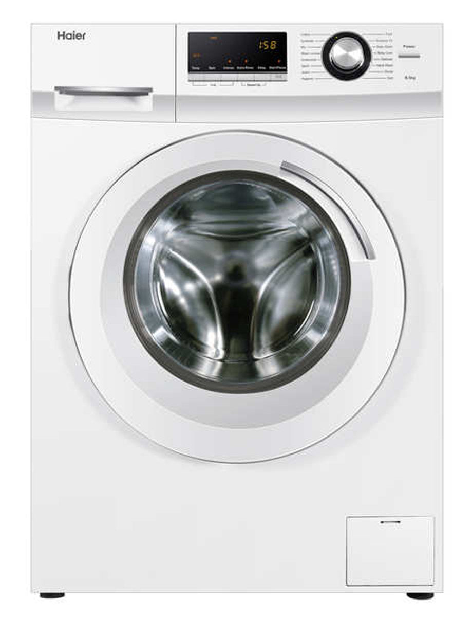 Haier Front Load Washing Machine 8.5 kg - Brisbane Home Appliances