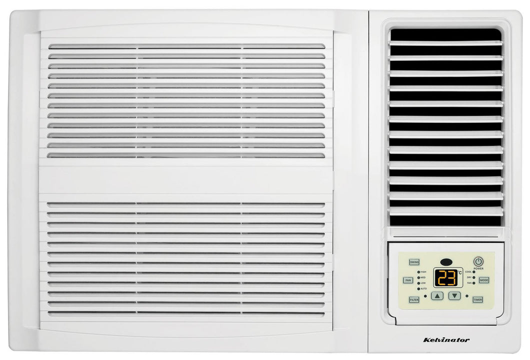 Kelvinator Window Box Air Conditioner (Cooling Only) 2.6 KW - Brisbane Home Appliances