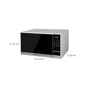 Midea 25 L Microwave (Brand NEW) - Brisbane Home Appliances