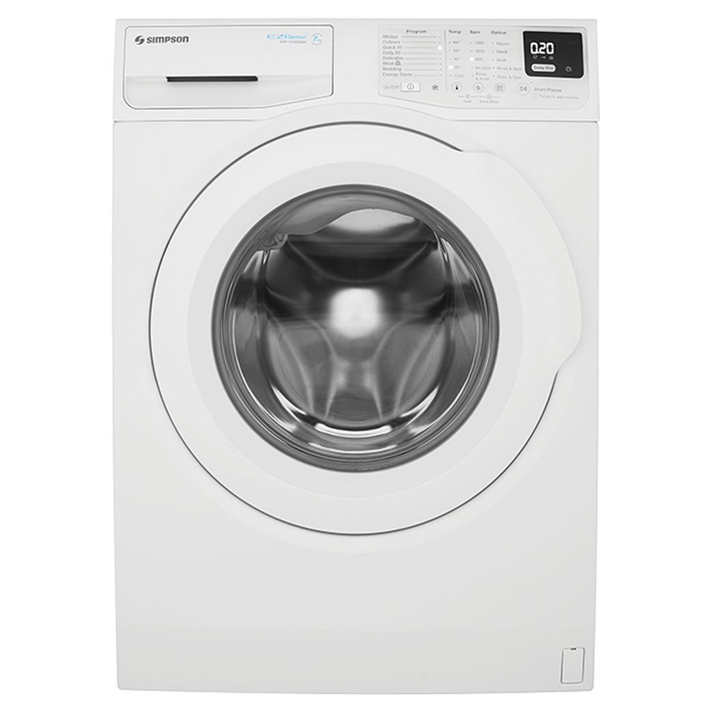 Simpson Front Load Washing Machine 7 KG - Brisbane Home Appliances