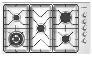 Westinghouse 90cm Natural Gas Cooktop - Brisbane Home Appliances