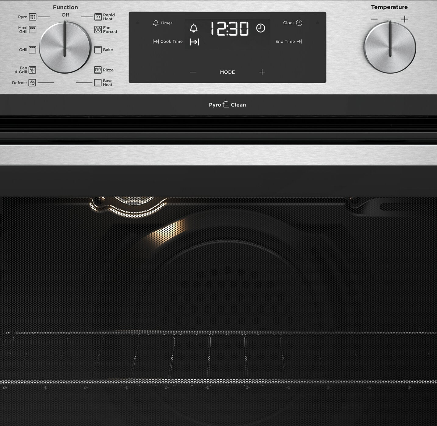 Westinghouse 60cm Pyrolytic Built-In Oven - Brisbane Home Appliances
