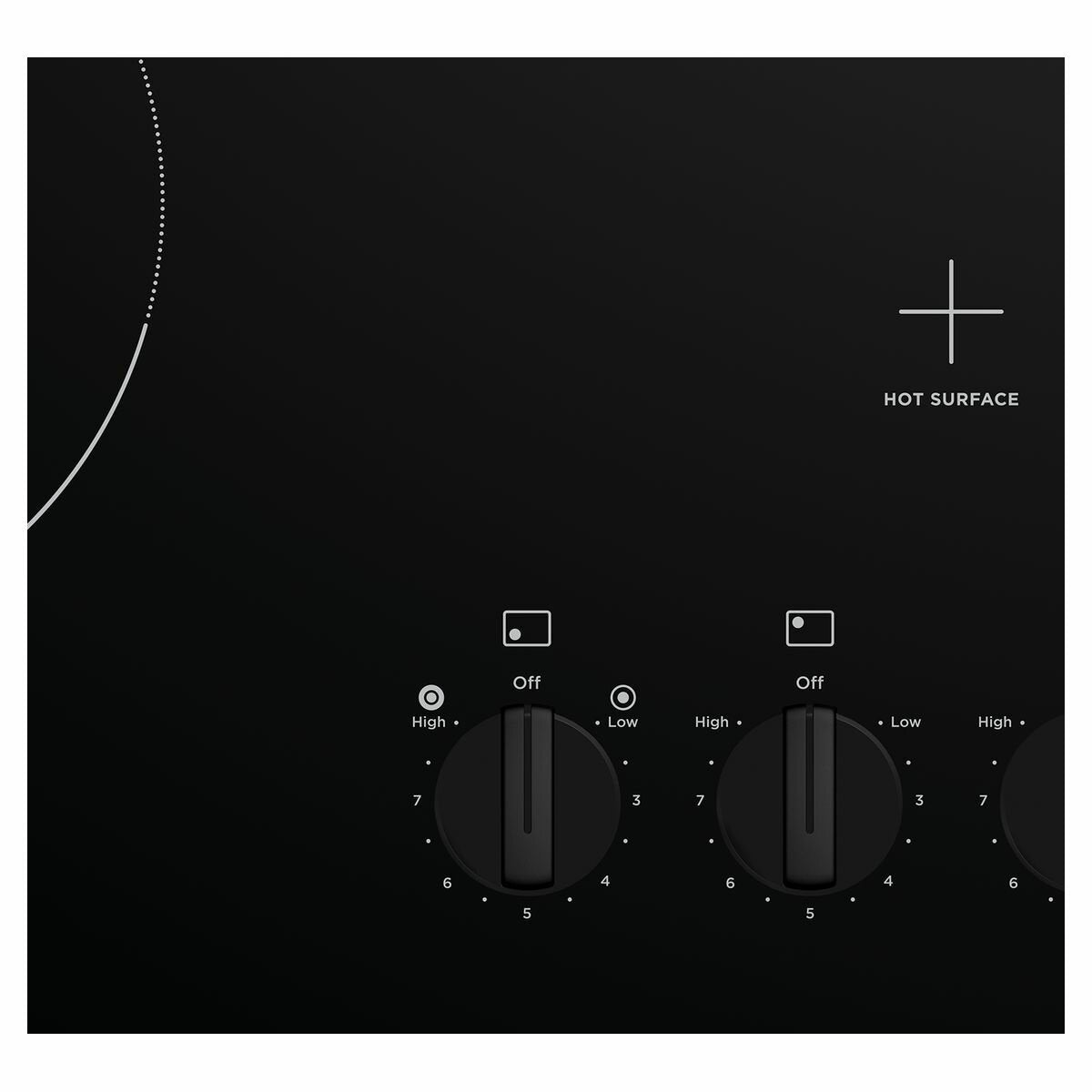 Westinghouse 90cm Ceramic Cooktop - Brisbane Home Appliances