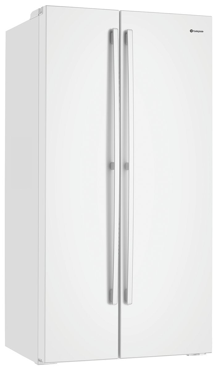 Westinghouse Side by Side Fridge 620L - Brisbane Home Appliances