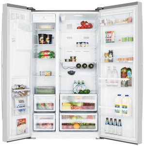 Westinghouse Side By Side Fridge 680 L - Brisbane Home Appliances