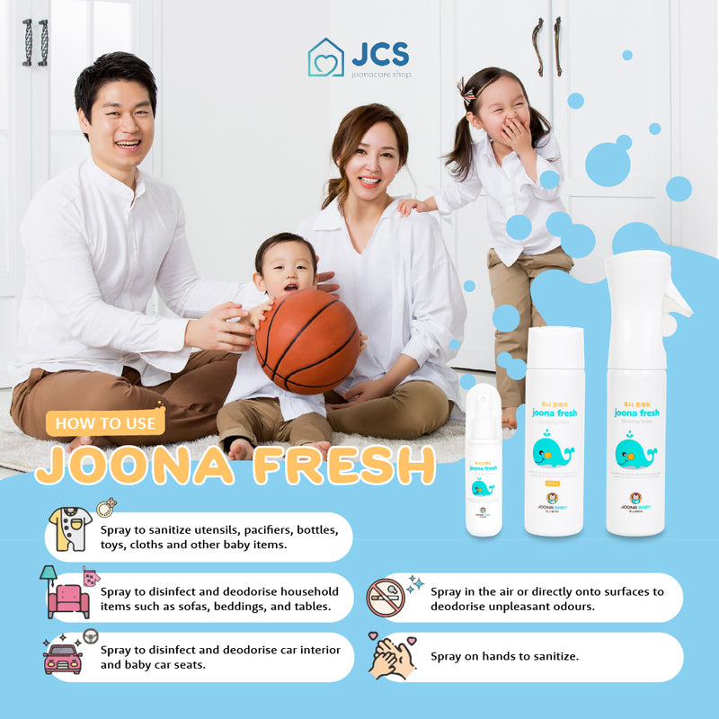 Joona Fresh Spray - COMBO 1 - JoonaCare.Shop