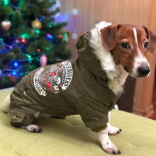 Load image into Gallery viewer, Stockriders Motorcycle Jacket - Warm & soft your pup will love it